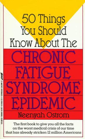Audiolibros en inglés descarga gratuita torrent 50 Things You Should Know About the Chronic Fatigue Syndrome Epidemic