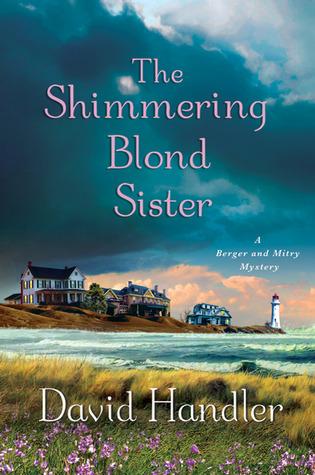 The Shimmering Blond Sister by David Handler