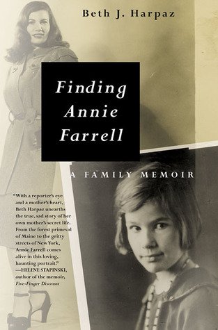 Finding Annie Farrell by Beth J. Harpaz