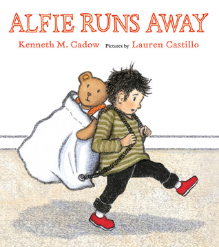 Book Review: Kenneth M. Cadow's Alfie Runs Away