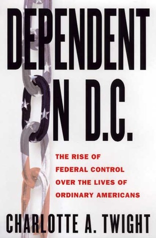 Dependent on D.C. by Charlotte Twight