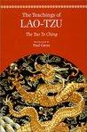 Download The Teachings of Lao-Tzu: The Tao-Te Ching