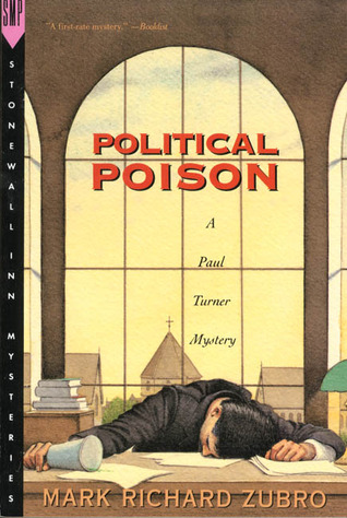 Political Poison by Mark Richard Zubro