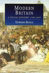 Modern Britain: A Social History, 1750-1997