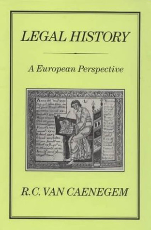 Legal History: A European Perspective