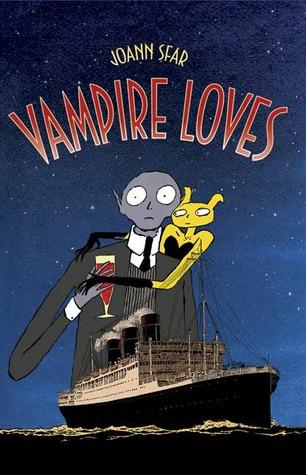 Vampire Loves by Joann Sfar