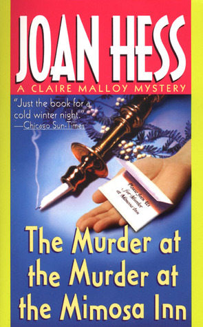 Ebook The Murder at the Murder at the Mimosa Inn by Joan Hess DOC!