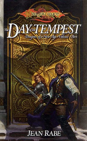 The Day of the Tempest (Dragonlance: Dragons of a New Age, #2)