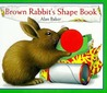 Brown Rabbit Shape Pob