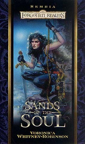 Sands of the Soul by Voronica Whitney-Robinson