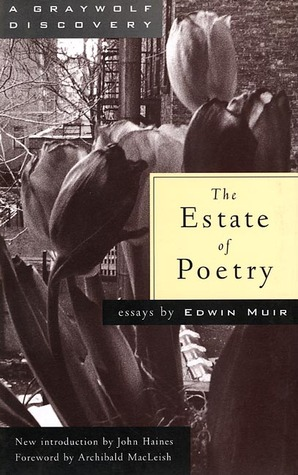 The Estate of Poetry