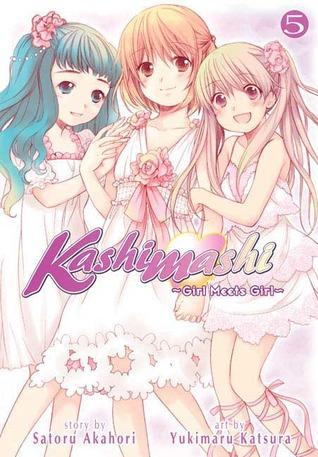 Kashimashi Vol 5 by Satoru Akahori