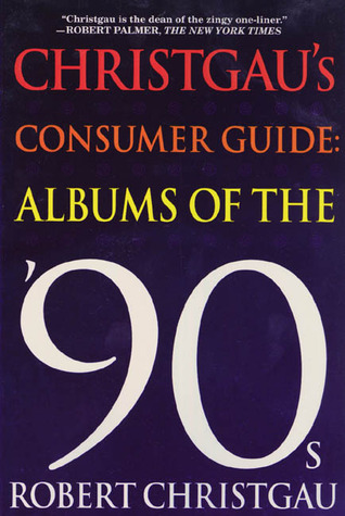 Image result for christgau consumer 90s