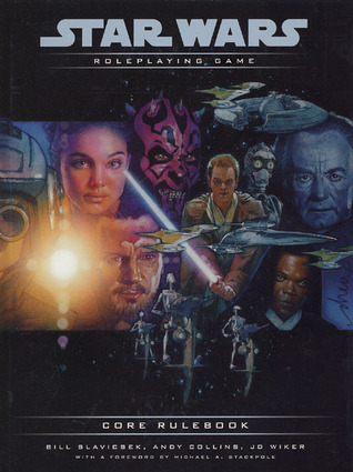 Star Wars Roleplaying Game Core Rulebook