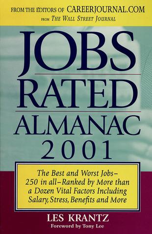 Jobs Rated Almanac, 2001
