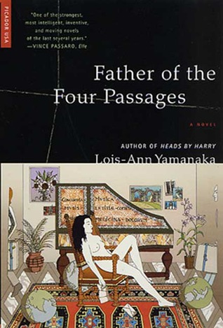 Father of the Four Passages by Lois-Ann Yamanaka