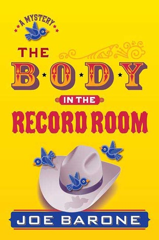 The Body in the Record Room: A Mystery (Roy Rogers Mystery)