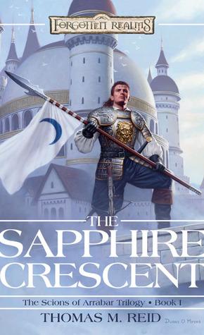 The Sapphire Crescent by Thomas M. Reid