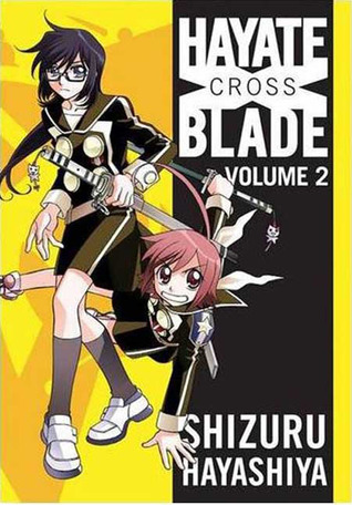 Hayate X Blade Vol 2