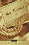 Mrs. Hornstien
