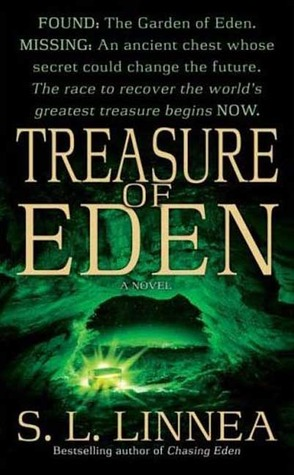 Treasure of Eden (Eden Thrillers #3) by Sharon Linnea