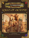 Races of Destiny (Dungeons & Dragons Supplement)