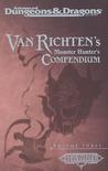 Van Richten's Monster Hunter's Compendium Volume Three (Advanced Dungeons & Dragons, 2nd Edition: Ravenloft, Campaign Accessory)
