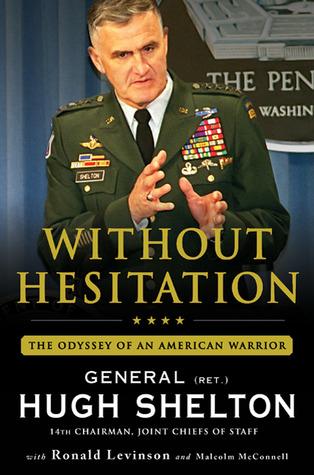 Without Hesitation by Hugh Shelton