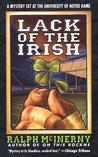 Lack of the Irish (Notre Dame, #2)