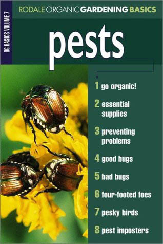 Pests by Organic Gardening Magazine