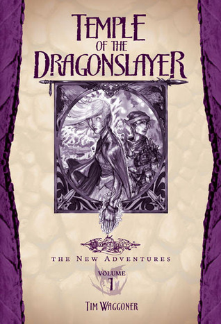 Temple of the Dragonslayer Dragonlance The New Adventures