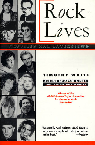 Ebook Rock Lives: Profiles and Interviews by Timothy White TXT!