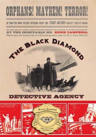 The Black Diamond Detective Agency by Eddie Campbell 22435e641066