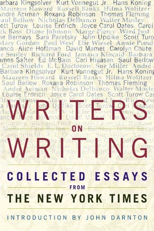 Examples Of Essays For High School Writers On Writing Collected Essays From The New York Times By The New  York Times What Is The Thesis Of A Research Essay also Synthesis Essay Writers On Writing Collected Essays From The New York Times By The  Old English Essay