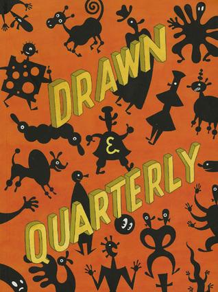 Drawn & Quarterly Vol. 4