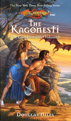 The Kagonesti by Douglas Niles