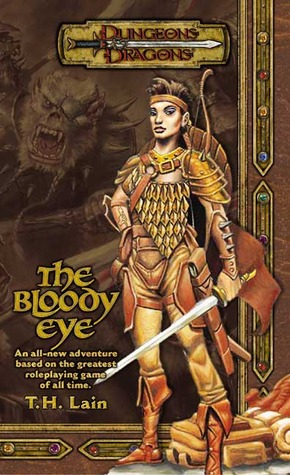 The Bloody Eye by T.H. Lain