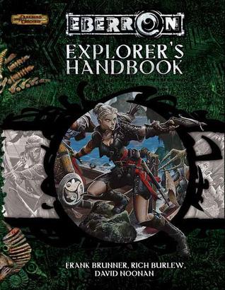 Explorer's Handbook (Eberron:  Supplements)