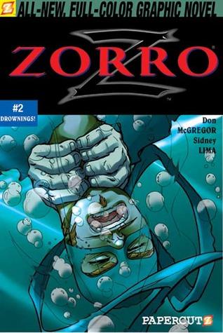 Zorro #2 by Don McGregor