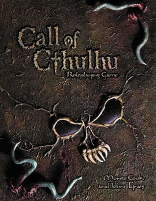 Call of Cthulhu D20 Roleplaying Game by Monte Cook
