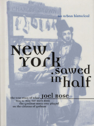 New York Sawed in Half: An Urban Historical FB2 EPUB 978-1582340982