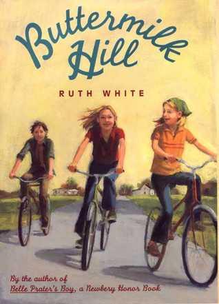 [Ebook] ↠ Buttermilk Hill  Author Ruth White – Plummovies.info