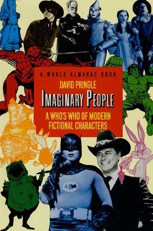 Imaginary People by David Pringle