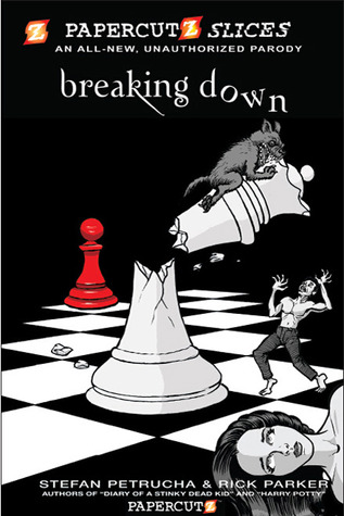 Breaking Down (Papercutz Slices, #2)