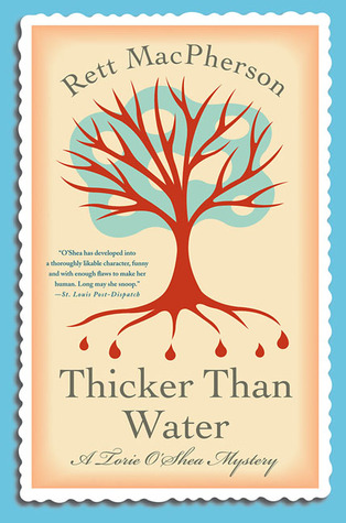 Thicker Than Water by Rett MacPherson