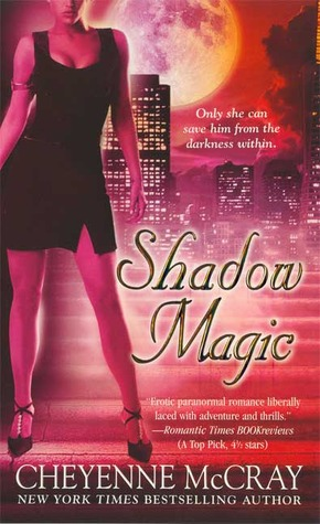 Shadow Magic by Cheyenne McCray