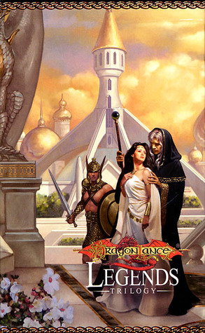 DragonLance: Legends Trilogy(Dragonlance: Legends 1-3)