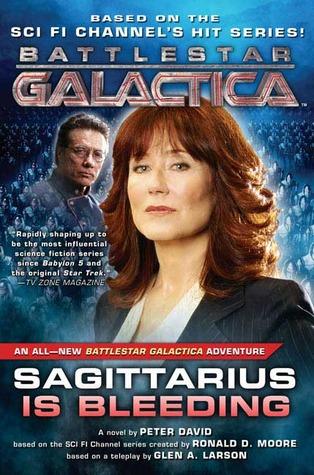 Sagittarius Is Bleeding by Peter David