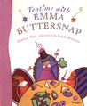 Teatime with Emma Buttersnap by Lindsey Tate