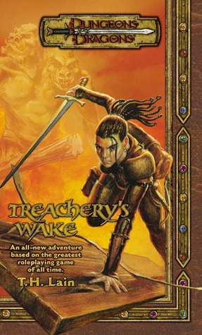 Treachery's Wake by T.H. Lain